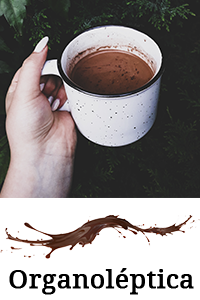 Chocolate Gueysh Organoléptica