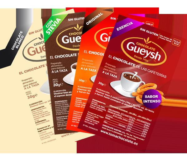 Chocolate Gueysh